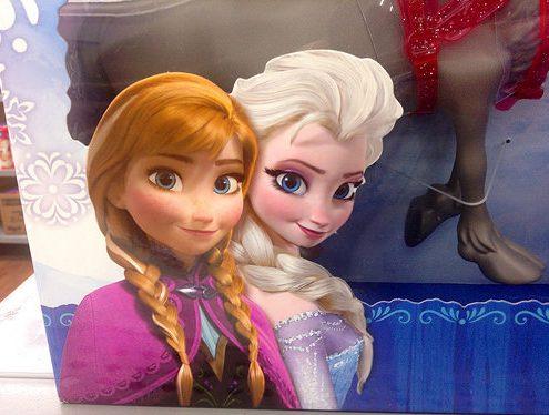 Geschenke für Eiskönigin Fans
