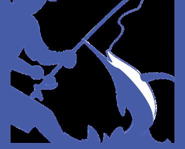 Geschenk Angler