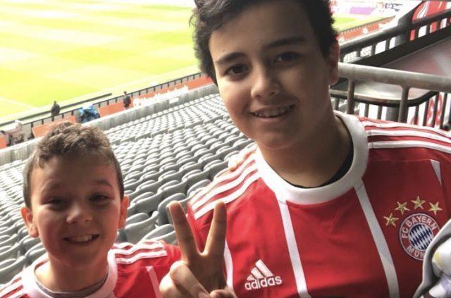 Geschenke für Bayern München Fan
