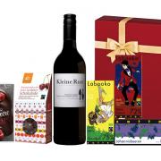 Fairtrade Geschenkset-Zartbitter