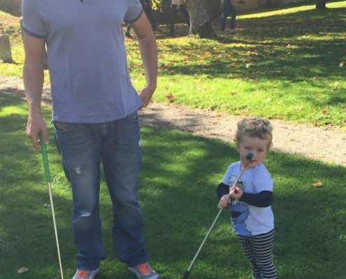 Originelle Geschenkideen für Golfer