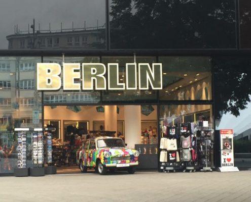 Geschenke für Berlin Fan