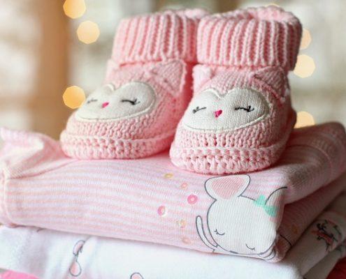 Geschenke für Babyparty Mädchen