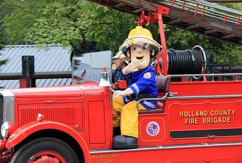 Feuerwehrmann Sam Geschenke