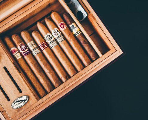 Geschenke für Zigarren Liebhaber