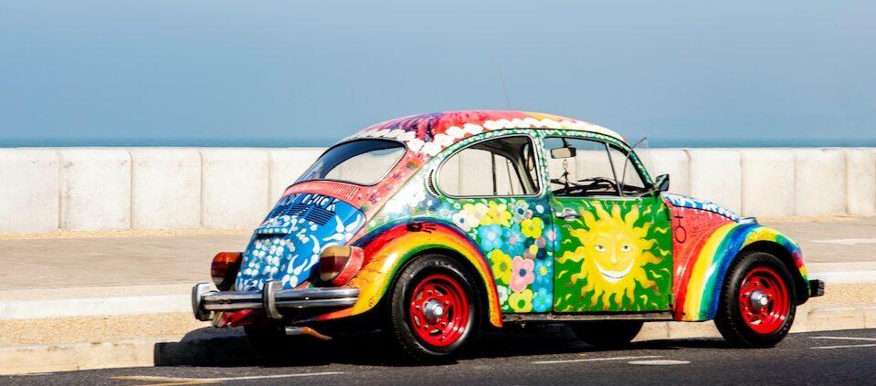 VW Käfer Fan Geschenkideen